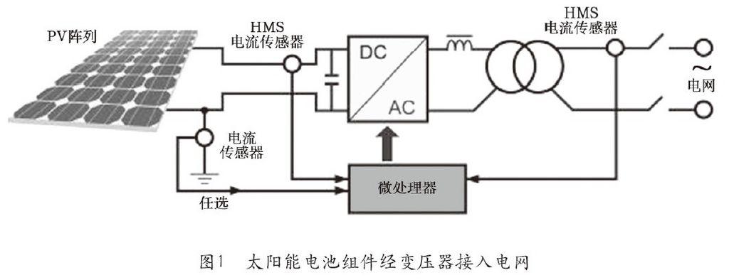 采用电流传感器优化光伏系统(1)