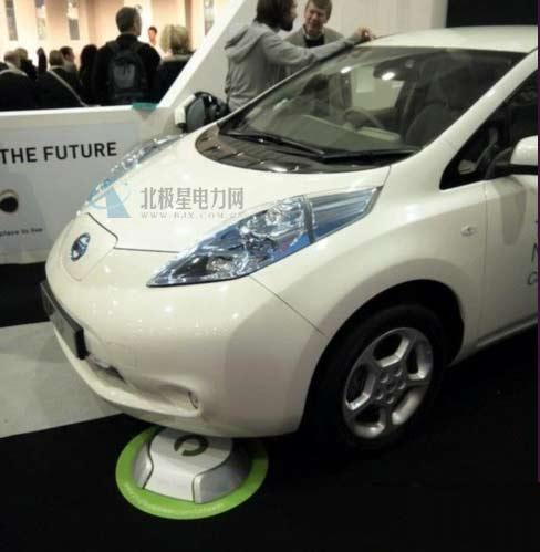 无线充电在电动汽车上的应用(1)