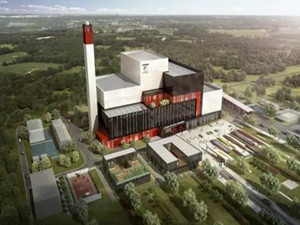 合肥肥西生活垃圾焚烧发电厂2019年将建成投用