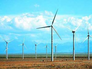 福清风电公司青屿风电场项目首批风机成功并网发电