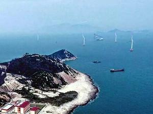 南网投建的广东省首个海上风电项目取得突破性进展