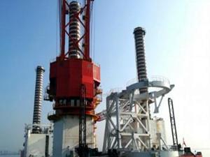 福州海上风电一体化作业移动平台预计月底投入使用