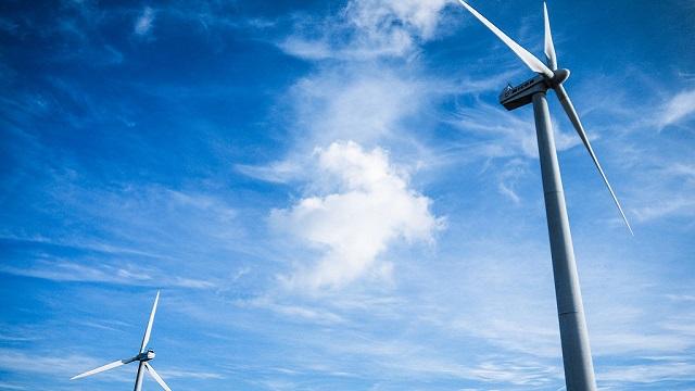 2017年我国风电发电量同比增长24.4%