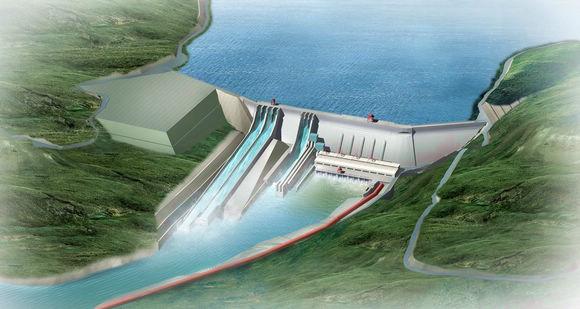 中国电建和几内亚签署库库塘巴水电站建设合同