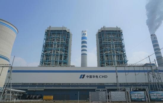 上海电建句容二期4号机组成功通过168小时试运行