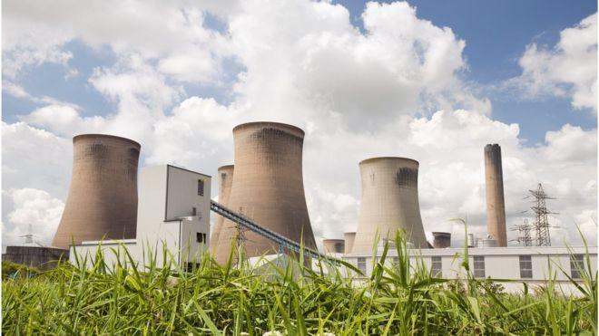 到2020年3月底英国SSE能源将关闭最后一座燃煤电站