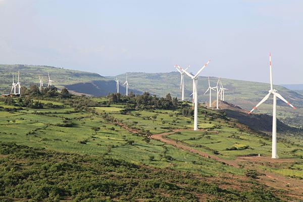 """中非·案例方案丨中国风电走上""""非洲屋脊"""""""