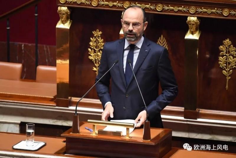 法国总理宣布:海上风电目标提高一倍