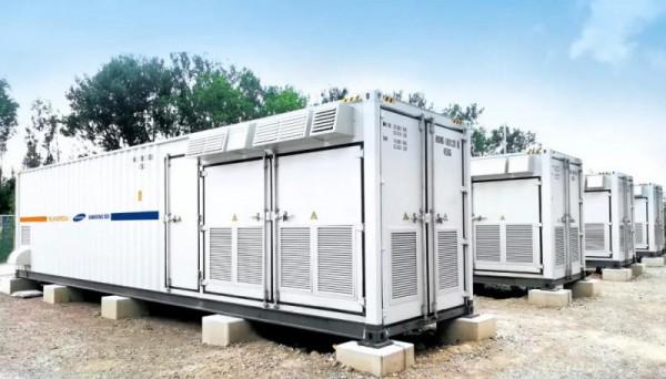 阳光电源储能欧洲再签调频大单