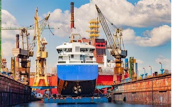中国船舶,中国重工