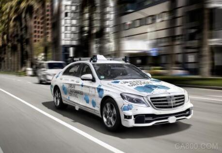 博世2020年量产高速自动驾驶辅助系统