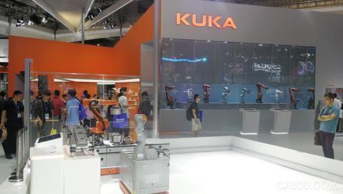 库卡,最新财报