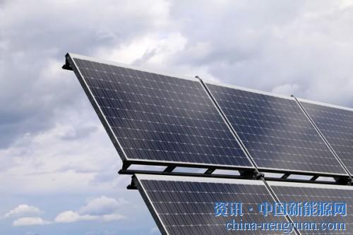 中国太阳能比与现有电力成本更低