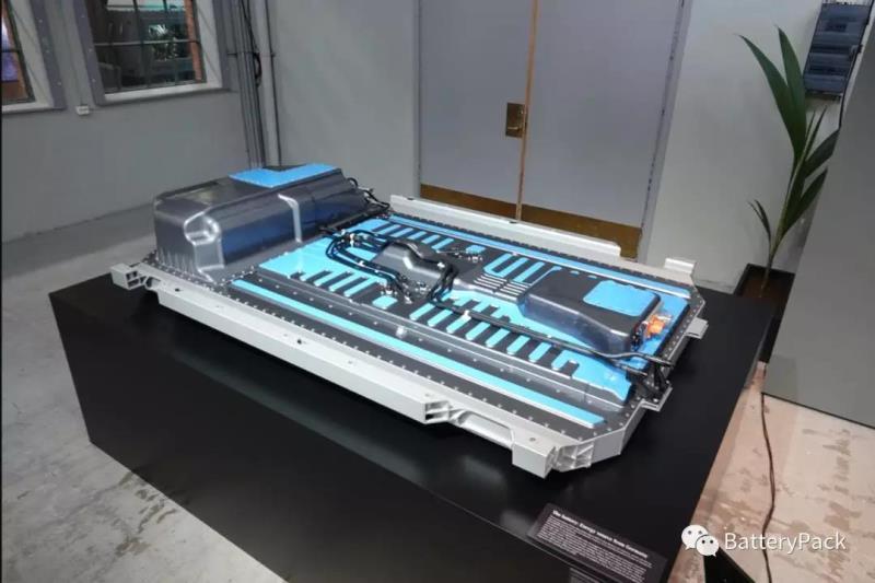 13款动力电池PACK系统配套盘点