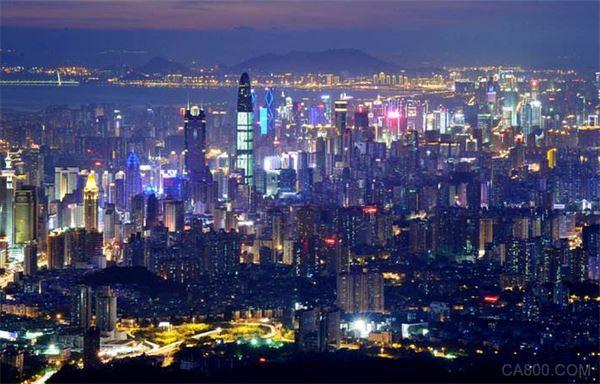 深圳将重点扶持新能源汽车、智慧能源等8个领域