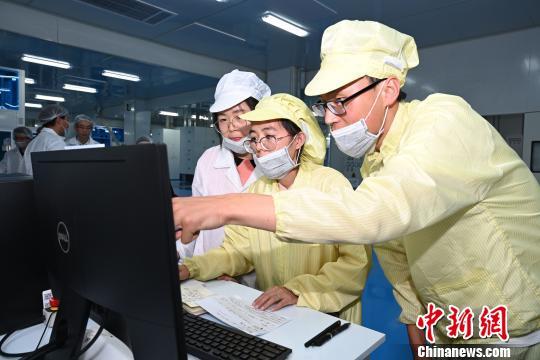 中国首条量产IBC电池及组件生产线进入收尾阶段
