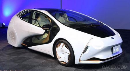 丰田和松下联合开发出自动泊车等新技术