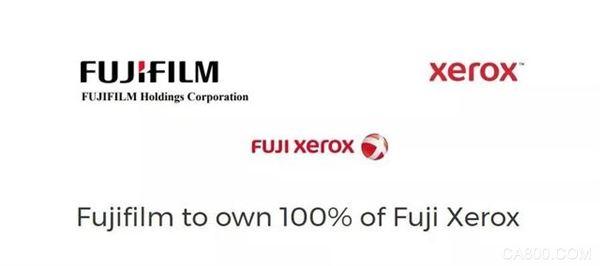 与施乐合资关系终止富士胶片拟收购惠普相关资产