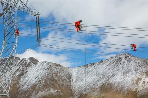 国家电网助力西藏打赢脱贫攻坚战