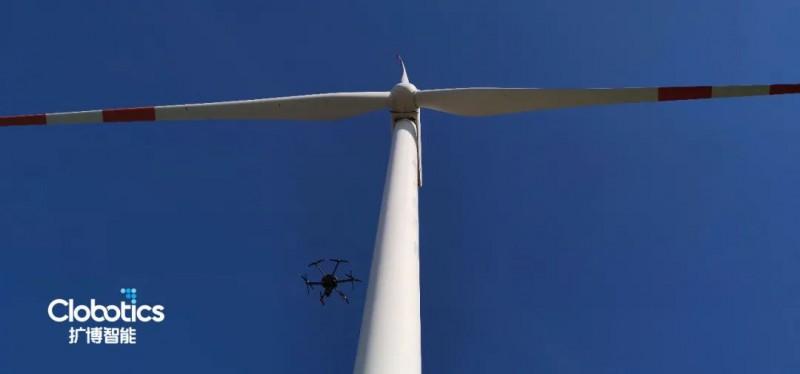 扩博智能收购全球领先的风机叶片运维企业