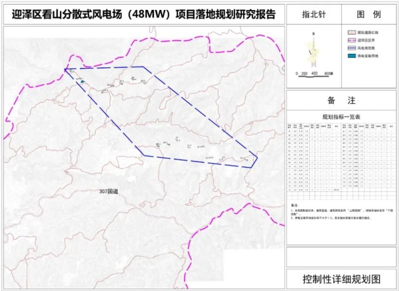 太原迎泽区要建风电场!初步选址这5个村!